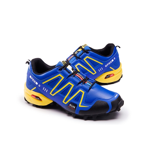 Round Toe Flat Heel Low-Cut Lace-Up Front Men's Sneakers