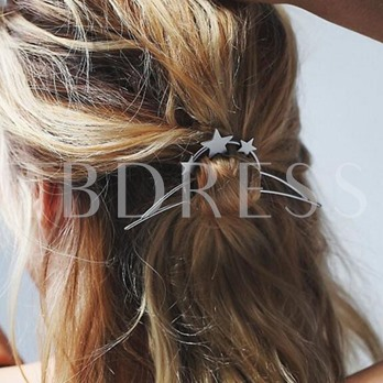 Stars and Moon Hairpin