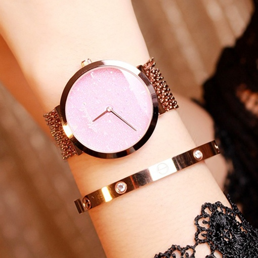 Fringed Strap Quartz Watch