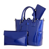 The Transformers Smooth Pattern 3 Piece of Women Bag Sets