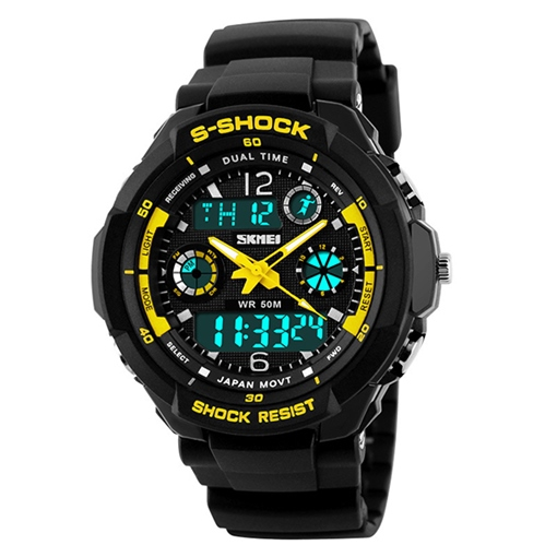 Outdoor Climbing Multi-Function Watch