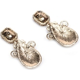 Luxurious Gem Exaggerated Earrings