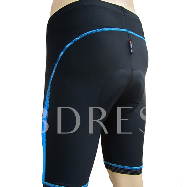 Ribbon Lined Men's Cycling Shorts