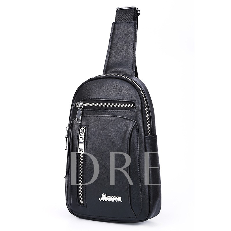 Casual Sports for Riding Men's Chest Bag