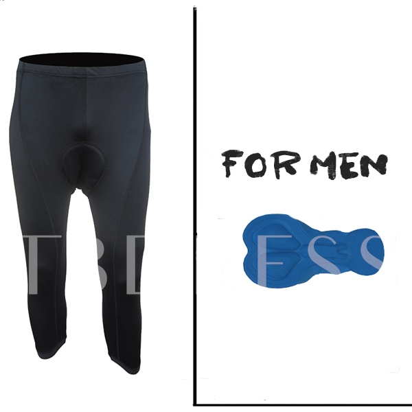 Pure Color Men's Cycling Tights
