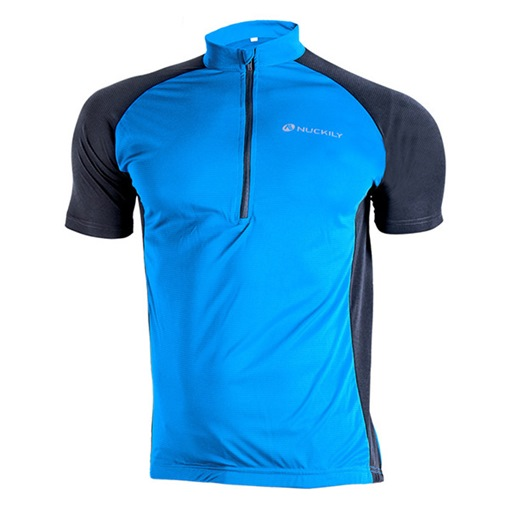 Quick-Drying Perspiration Short Sleeve Men's Cycling Bike Jersey