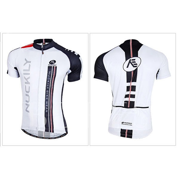 Quick-Drying Anti-microbial Men's Cycling Bike Jersey (Plus Size Available)