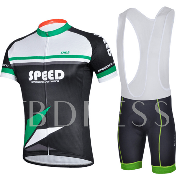 Anti-Friction Breathable Shorts Men's Cycling Suit(Plus Size Available)