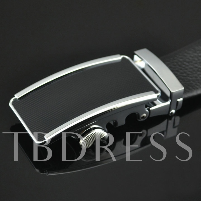 Casual Automatic Buckle Men's Belt