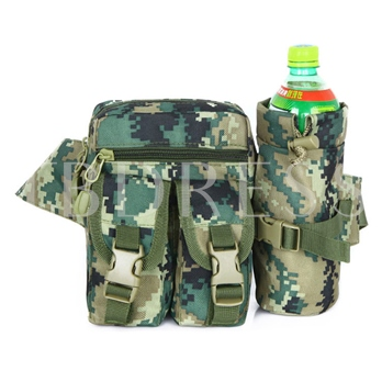 Outdoor Sports Multi- Function Men's Waist Bag