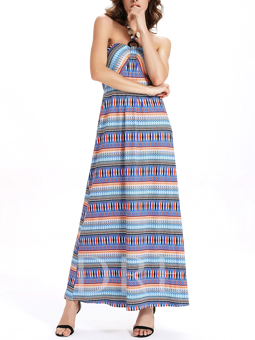 00ce4438e3 Sisjuly® Backless Halter Women s Maxi Dress (Plus Size Available). Sold Out