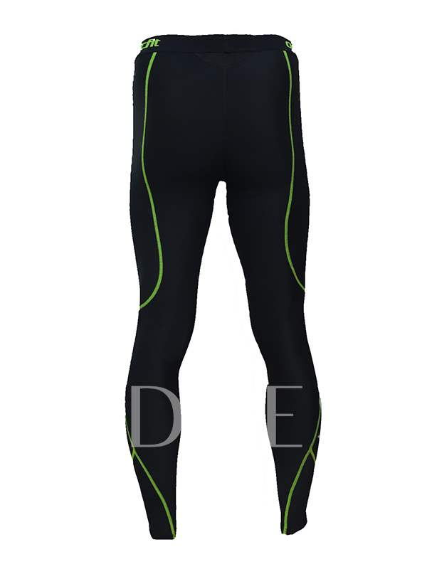 Sweat-Absorption Fast Drying Springy Men's Sports Pants