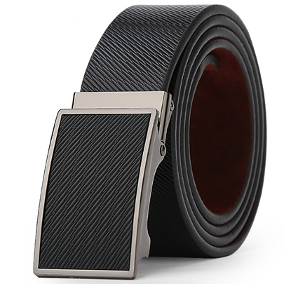 High Grade Regular Soft Artificial Leather Men's Belt