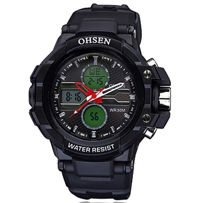 High Quality Waterproof Men's Sports Watch