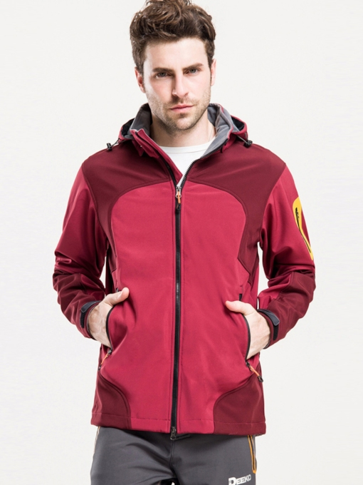 Casual Thickening Warm Waterproof Men's Jacket