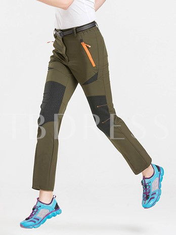 Casual Outdoor Fast Drying Springy Men's Cycling Pants (Plus Size Available)