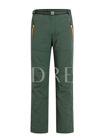 Fast Drying Breathable Outdoor Women's Long Pants (Plus Size Available)