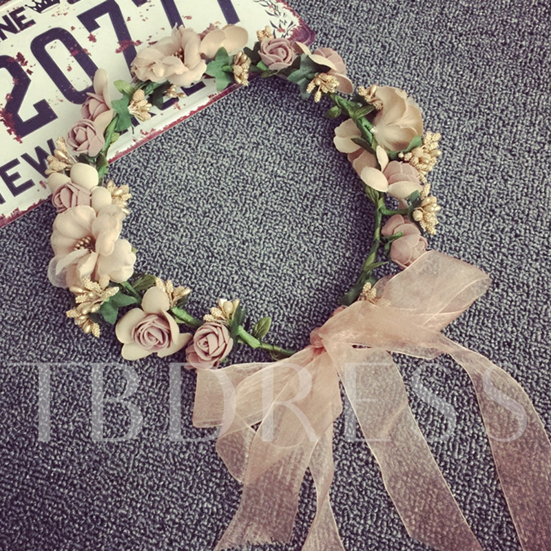 Beautiful Flower Hair Accessory