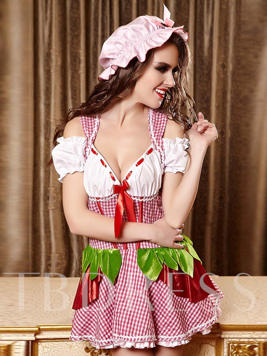 Lovely French Maid Costume