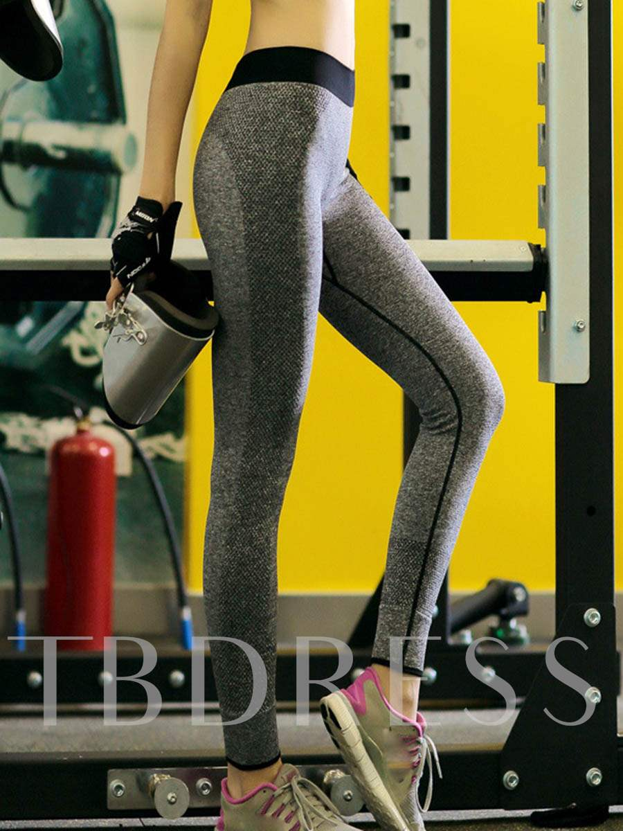 Fast Drying Form-Fitting Lift Thin Women's Sports Pants