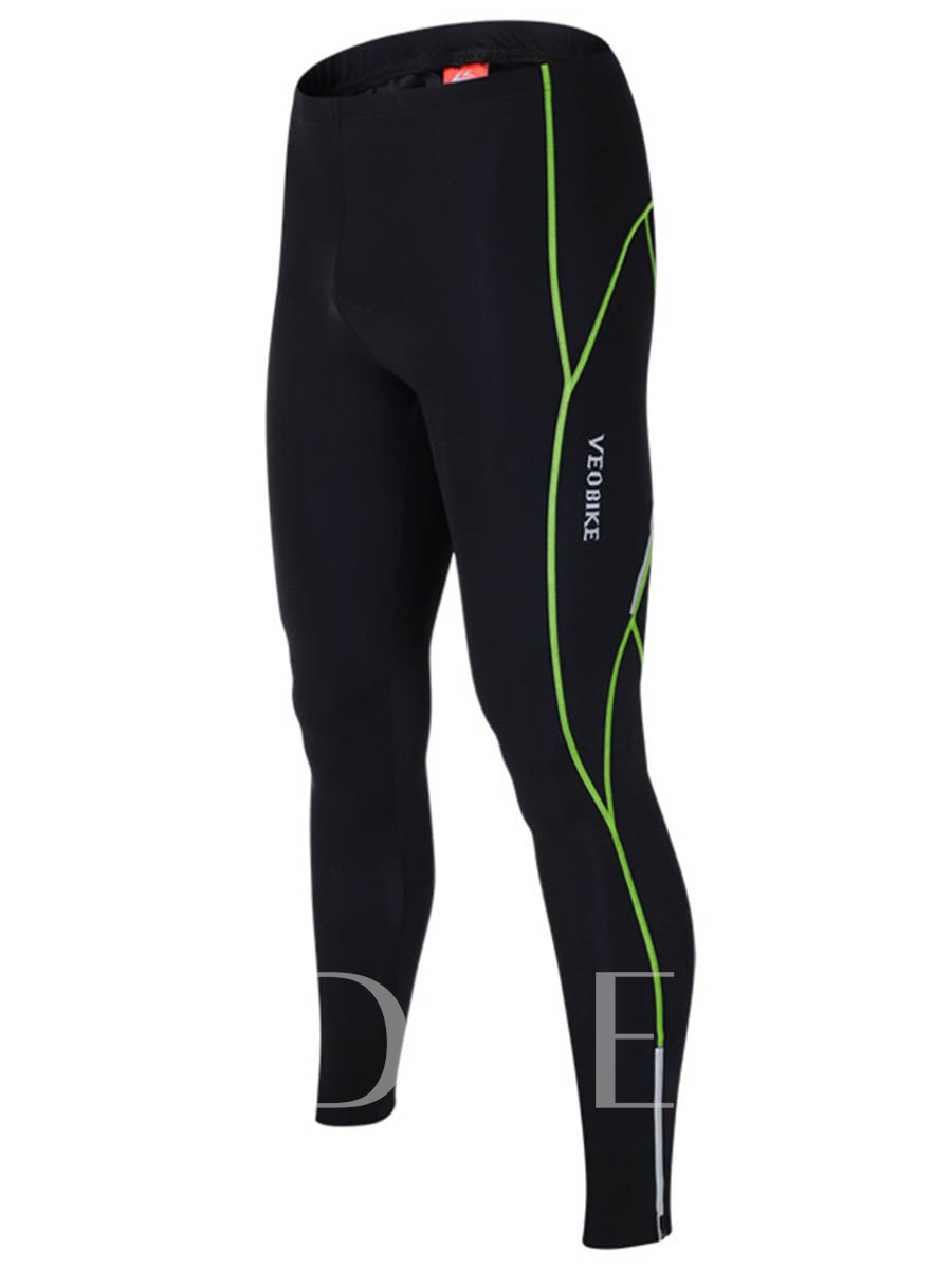Keep Warm Breathable Men's Cycling Pants (Plus Size Available)