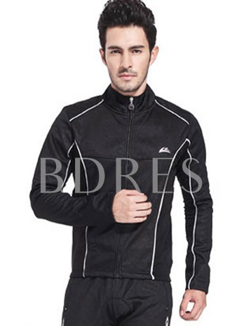 Water-Proof Warm Long Sleeve Couple Biking Jacket (Plus Size Available)