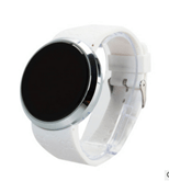 Circular Touch Screen LED Electronic Watch