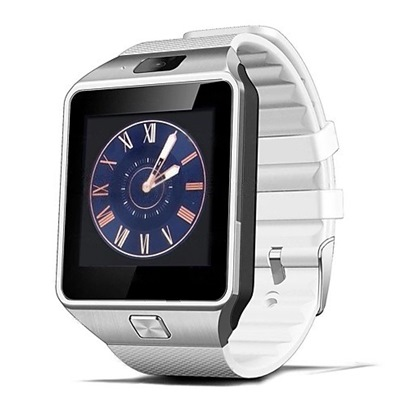 Bluetooth Smart Watch Phone with Camera Sleep Monitor Support Music/SIM Card