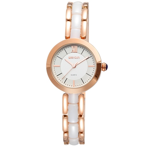 Vogue Two-Tone Women's Quartz Watch
