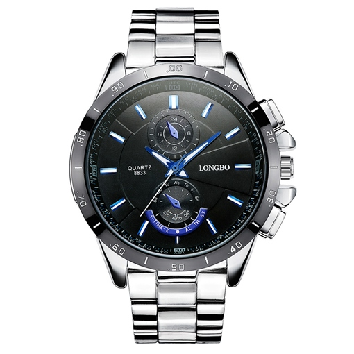 Vogue puntero fluorescente Quartz Watch de Men