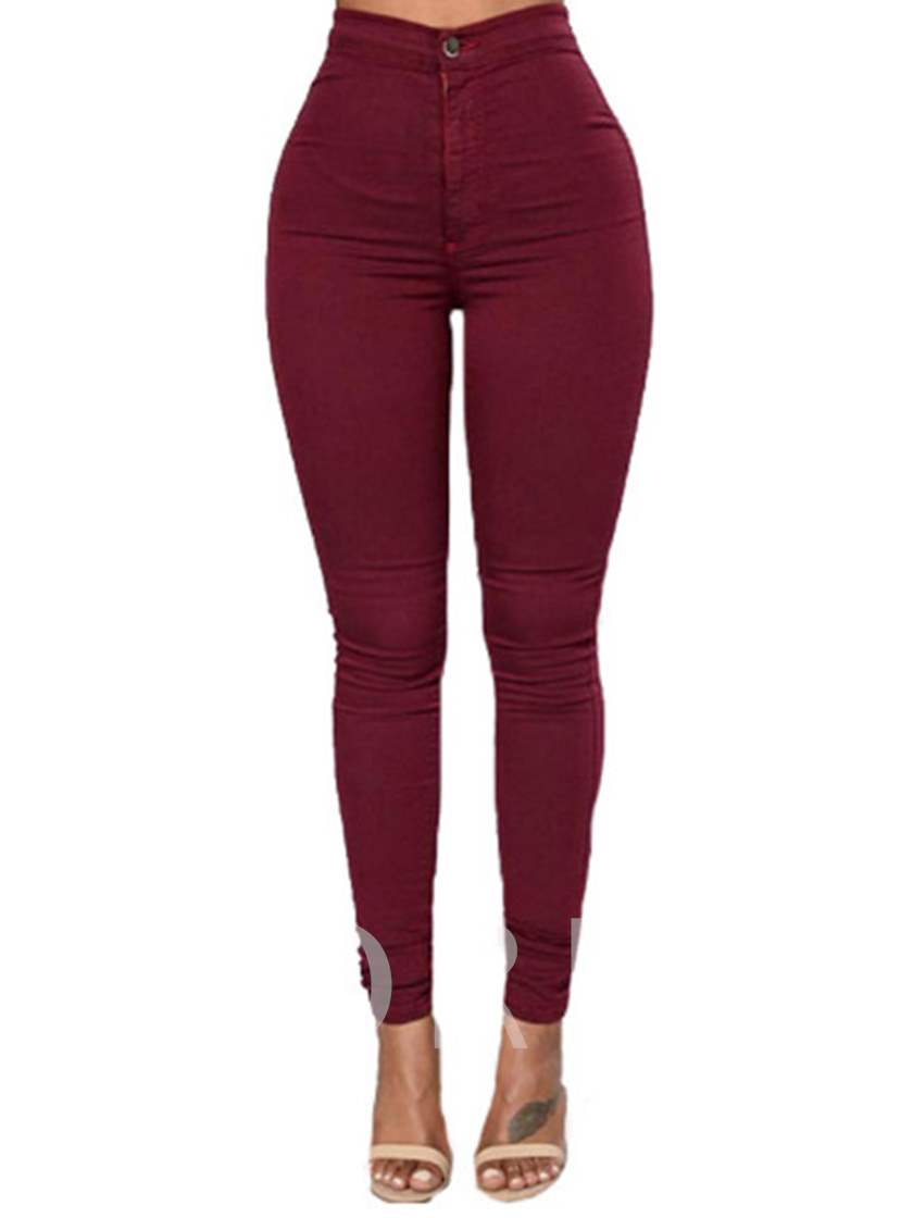 Tight Plus Size Skinny Women's Jeans