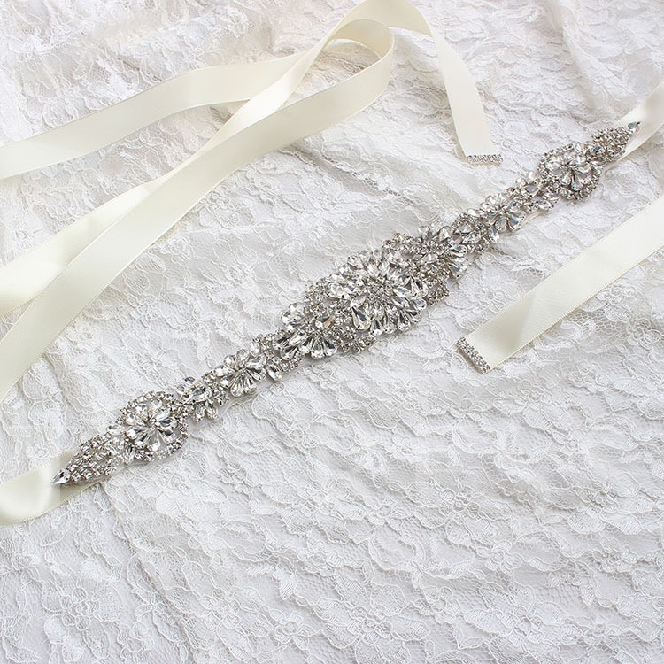 Shiny Diamond Wedding Belt