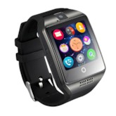Q18 Smart Watch Phone with Camera Support SIM Card for iPhone Android