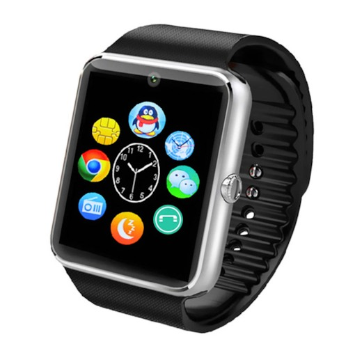 Bluetooth Smart Watch for Android Phone with Camera Support and SIM Card