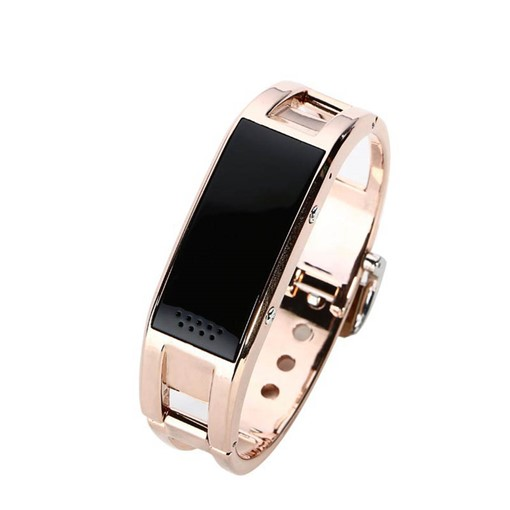 D8 Bluetooth Smart Watch Touch Screen Pedometer for Women