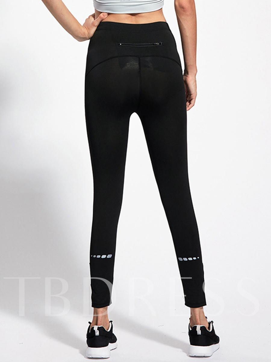 Polyester Skinny Lift Women's Yoga Pants