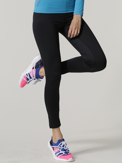 Casual Fitness Springy Women's Running Pants