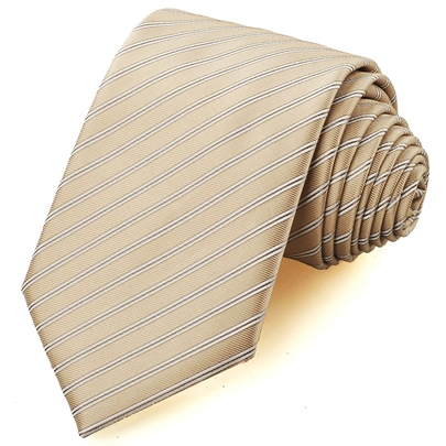 Classic Stripe Design Men's Necktie