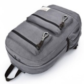 Retro Leisure Canvas Men's Travel Backpack