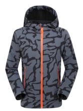 2c78e79a59f6f Camouflage Breathable Men s Soft Shell Jacket (Plus Size Available) ...