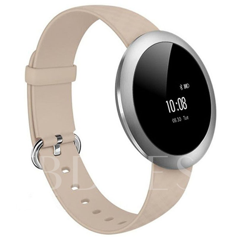 Bluetooth Fitness Tracker with Heart Rate Monitor Waterproof Touch Screen Smart Watch