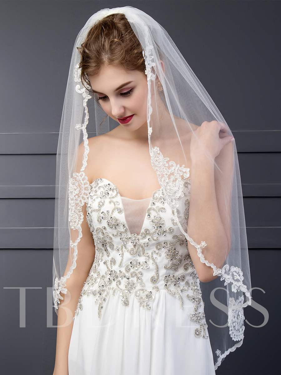 High Quality Bridal Veil