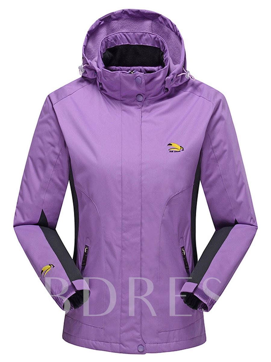 Windproof Waterproof Warm Couple Mountaineering Jacket (Plus Size Available)