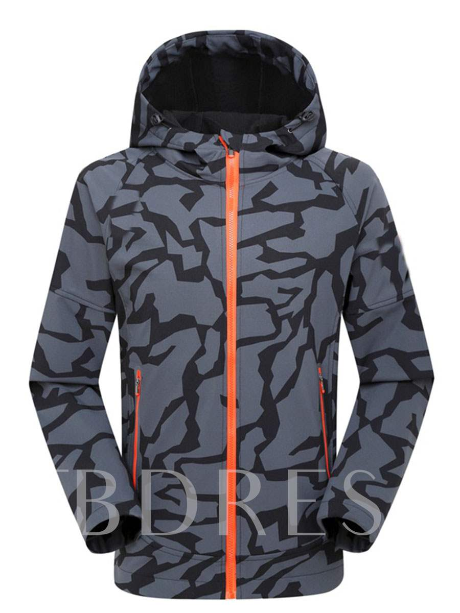 8e5d58e2d6eb3 Camouflage Breathable Men s Soft Shell Jacket (Plus Size Available). Sold  Out