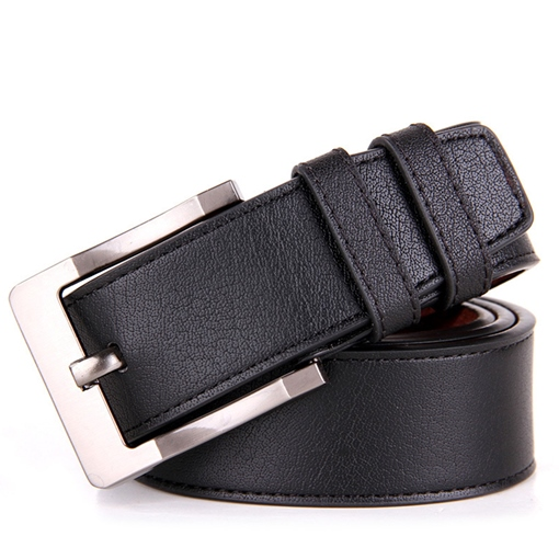 Casual Alloy Pin Buckle Design Men's Belt