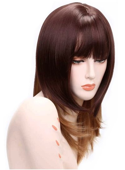 Long Wave Synthetic Capless Women Wigs 30 Inches Synthetic Capless Wigs 20 (Average)