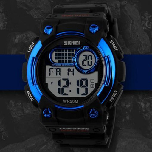 Multifunctional Luminous Electronic Sports Watch