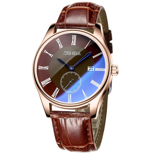 Blue Pointer Design Men's Quartz Watch