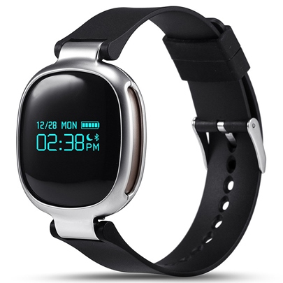 E8 Smart Watch Water Resistant Dynamtic Heart Rate Monitor