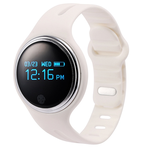E07 Bluetooth 4.0 Sports Smart Bracelet Pedometer Fitness Tracker for Android iPhone